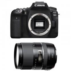CANON EOS 90D + TAMRON 16-300mm VC PZD Garanti 3 ans