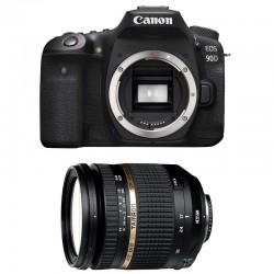 CANON EOS 90D + TAMRON SP AF 17-50 f/2.8 XR Di II VC LD Garanti 3 ans
