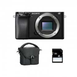 SONY ALPHA 6100 NOIR NU Garanti 3 ans + FT + SD