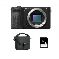 SONY ALPHA 6600 NOIR NU Garanti 3 ans + FT + SD