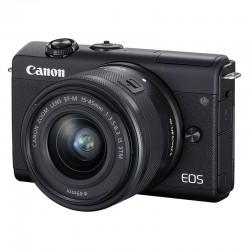 CANON EOS M200 NOIR + 15-45 Garanti 3 ans
