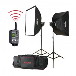 GODOX Kit éclairage MS300 E Kit