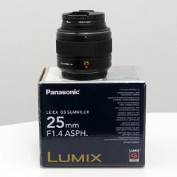 Occasion Panasonic 25 mm f1.4
