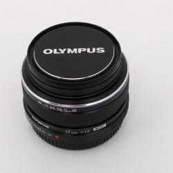 Occasion Olympus 17MM F/1.8 Noir