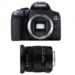 CANON EOS 850D + SIGMA 17-50 F2.8 DC OS EX HSM Garanti 3 ans