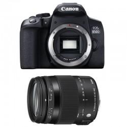CANON EOS 850D + SIGMA 18-200 OS HSM Contemporary Garanti 3 ans