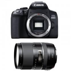 CANON EOS 850D + TAMRON 16-300mm VC PZD