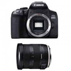 CANON EOS 850D + TAMRON SP AF 17-35 f/2.8-4 Di OSD Garanti 3 ans