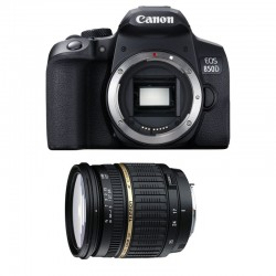 CANON EOS 850D + TAMRON SP AF 17-50 f/2.8 XR Di II LD Garanti 3 ans