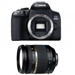 CANON EOS 850D + TAMRON SP AF 17-50 f/2.8 XR Di II VC LD Garanti 3 ans
