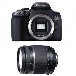 CANON EOS 850D + TAMRON 18-270 VC PZD Garanti 3 ans