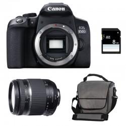 CANON EOS 850D + TAMRON 18-270 VC PZD Garanti 3 ans + Sac + Carte SD 4Go