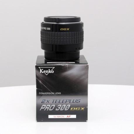 Occasion Kenko Multiplicateur Pro 300 DGX x2 pour Nikon AF-S
