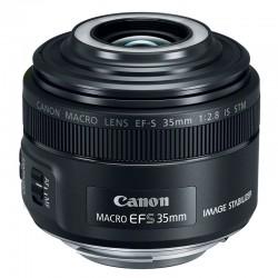 CANON Objectif 35mm f/2.8 EF-S Macro IS STM Garanti 2 ans