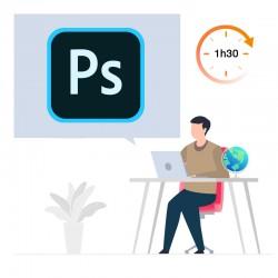 Formation en ligne Photoshop Découverte - 1h30