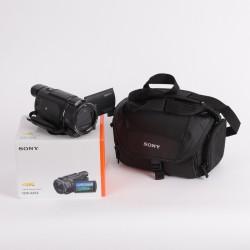 Occasion SONY Camescope FDR-AX53 + SAC+CARTE SD 16 GB