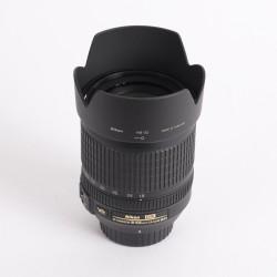 Occasion Nikon AF-S 18-105 G ED DX VR