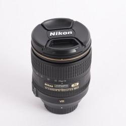 Occasion NIKON Objectif AF-S 24-120mm f/4 G ED VR