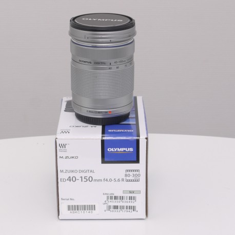 Occasion OLYMPUS ED 40-150mm f/4-5.6 Silver