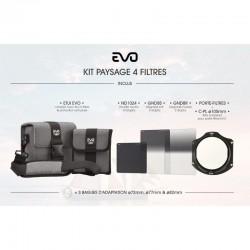 COKIN Kit EVO Paysage 4 Filtres Série Z-PRO