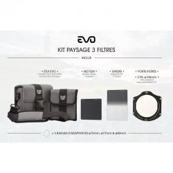 COKIN Kit EVO Paysage 3 Filtres Série Z-PRO
