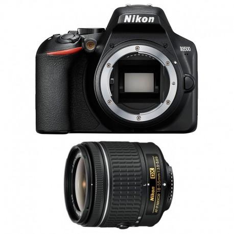 NIKON D3500 + 18-55 non VR Garanti 3 ans