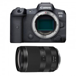 CANON EOS R5 + RF 24-240mm f/4-6.3 IS USM Garanti 3