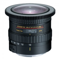 TOKINA Objectif AT-X10-17mm PRO DX V compatible avec Canon