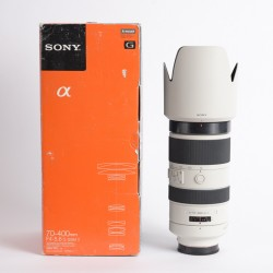 Occasion SONY SAL 70-400 F4-5.6 G SSM II