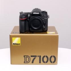 Occasion NIKON D7100 NU