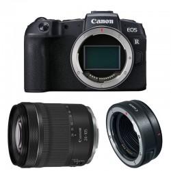 CANON EOS RP + RF 24-105mm f/4-7.1 IS STM Garanti 3 ans + bague EF-EOS R
