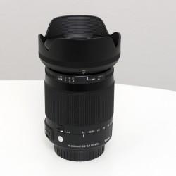 Occasion SIGMA 18-300mm f/3.5-6.3 DC OS HSM Contemporary Canon