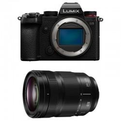 PANASONIC Lumix S5 + Objectif 24-105 Garanti 3 ans