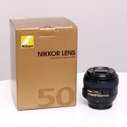 Occasion NIKON AF-S 50mm f/1.4G