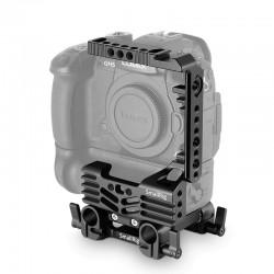 SMALLRIG Kit demi cage pour Panasonic Lumix GH5 avec Battery Grip - 2024