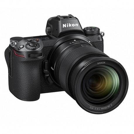 NIKON Z 7 + Z 24-70mm f/4 S Garanti 3 ans