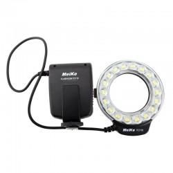 MEIKE Flash ANNULAIRE Macro FC110 Pour reflex Canon. Nikon. Pentax et Panasonic