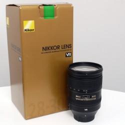 Occasion NIKON AF-S 28-300 mm F3,5-5,6 G ED VR