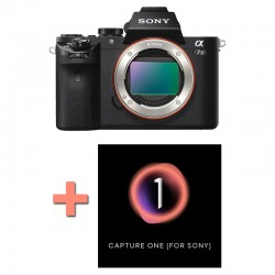SONY ALPHA 7 II Garanti 3 ans + Logiciel Capture One 21 Sony