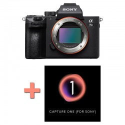 SONY ALPHA 7 III Garanti 3 ans + Logiciel Capture One 21 Sony