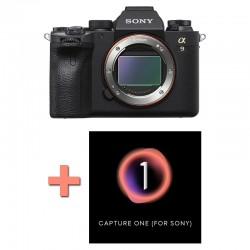 SONY ALPHA 9 II Nu Garanti 3 ans + Logiciel Capture One 21 Sony