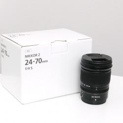 Occasion NIKON Objectif NIKKOR Z 24-70mm f/4 S