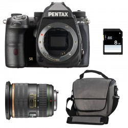 PENTAX K3 MARK III + 16-50 f/2.8 SDM Garanti 3 ans + Sac + SD 4Go