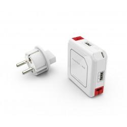 ALLOCACOC Hub Power USB