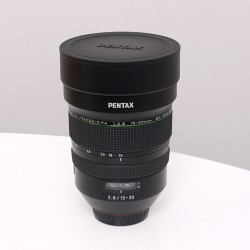 Occasion HD PENTAX-D FA 15-30mm f/2,8 ED SDM WR