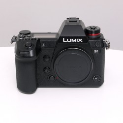 Occasion Panasonic Lumix S1+DMW-SFU2 (V-log)
