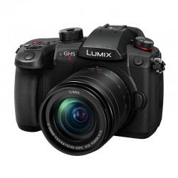 PANASONIC LUMIX GH5 MARK II Noir + 12-60mm f/3.5-5.6 Garanti 3 ans