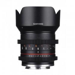 SAMYANG Objectif vidéo 21mm T1.5 Cine Sony E Garanti 2 ans