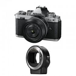 NIKON Z fc + Z 28mm f/2.8 SE Garanti 3 ans + Bague FTZ