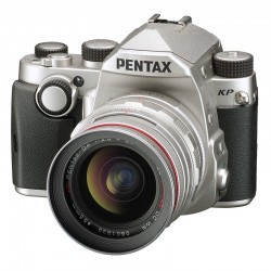 PENTAX KP SILVER + 20-40mm f/2.8-4 HD Garanti 3 ans